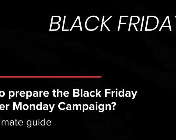 Black Friday and Cyber Monday is only one weekend in the year but it can bring you amazing results, both in sales, conversion and building trust.
